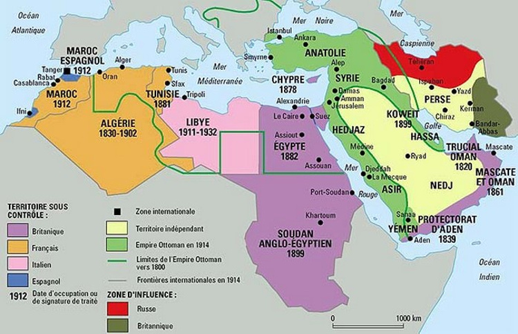 Pressenza Understanding the situation of the Middle East today