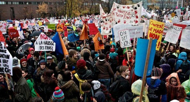 Luttes et dettes étudiantes au Québec : « Tant qu'on n'aura pas renversé le capitalisme, on ne pourra pas sauver l'éducation »