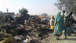 Nigeria: nessun membro di MSF ferito o ucciso nel bombardamento sul campo di Rann