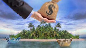 Los paraísos fiscales