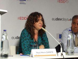 Con Rosa María Cañete de Oxfam analizamos el informe económico 2017 de la oenegé