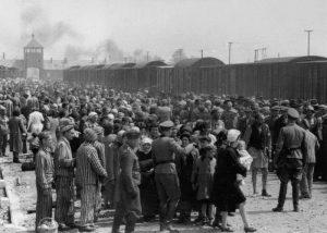 Διεθνής ημέρα μνήμης του Ολοκαυτώματος
