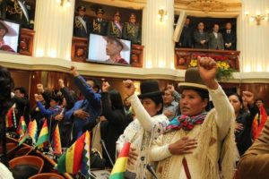 Bolivia: Morales sottolinea i progressi dello Stato Plurinazionale