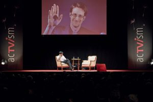 Video: Snowden Event in Munich