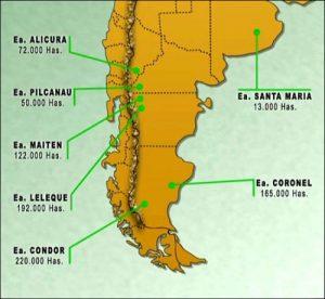 Benetton e i Mapuches