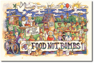 Florida: 7 from Food Not Bombs Arrested Feeding People in City Park