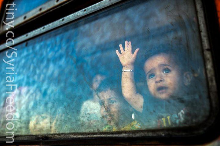 Abandono de niños inmigrantes en Italia