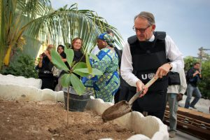 Deputy UN Chief Deems Culture and Spirituality Important