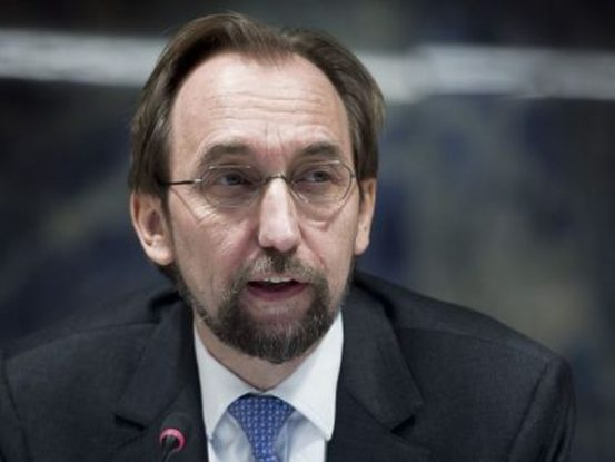 L'Onu si impegni per liberare il blogger mauritano M'Kheitir
