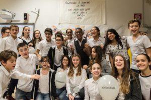 Milano, la nonviolenza parte dalla scuola