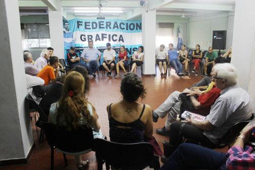 Comunicadores Populares y trabajadores de prensa de la Argentina lanzarán plan de acción en defensa de la libertad de expresión