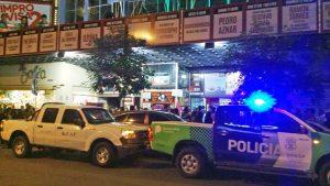 Mar del Plata: caótico operativo policial en el Radio City