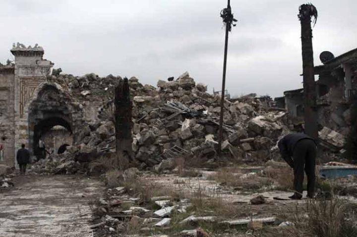 """Carta abierta a los sedicentes """"defensores de los derechos humanos"""" en Alepo"""