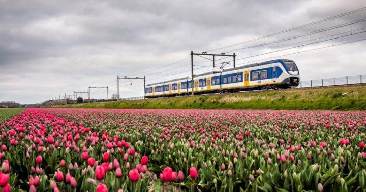 Olanda: dal 1 gennaio tutti i treni a vento