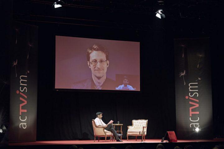 Video-Interview mit Edward Snowden vom 15. Januar komplett auf deutsch