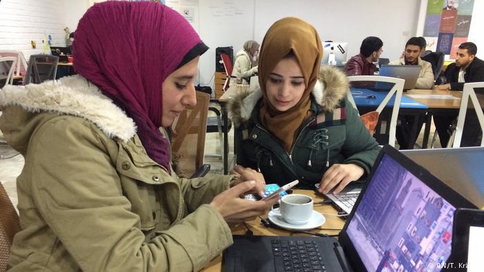 Nur der Himmel ist die Grenze – die Geeks von Gaza