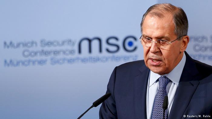 Lavrov diz que Otan continua sendo instituição da Guerra Fria