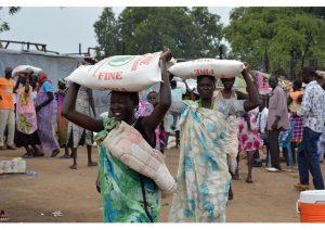 La carestia colpisce parti del Sud Sudan