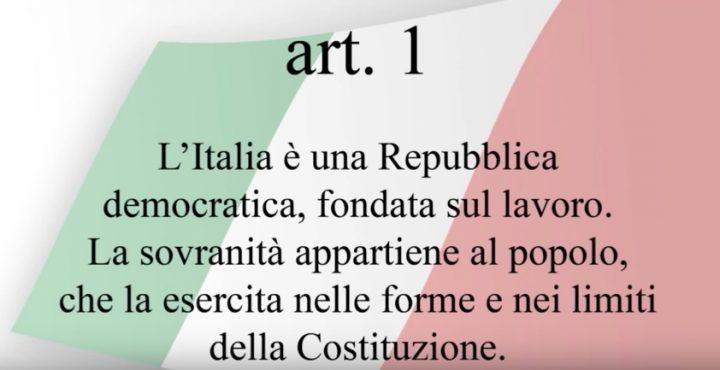 Italia, se il popolo diventa soltanto uno spettatore
