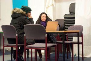 Das Prekariatsbüro in Berlin, eine solidarische Beratungsstelle von Auswanderern für Auswanderer