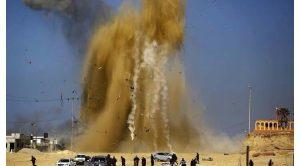 Ancora un atto terroristico di Israele sulla Striscia di Gaza