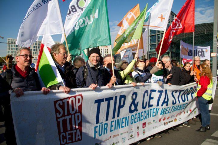 CETA: il Senato serva il popolo, non le multinazionali