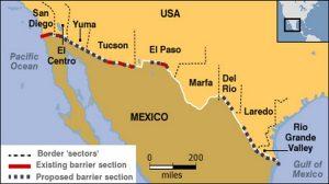 Donald Trump et le Mexique : l'histoire d'un mur