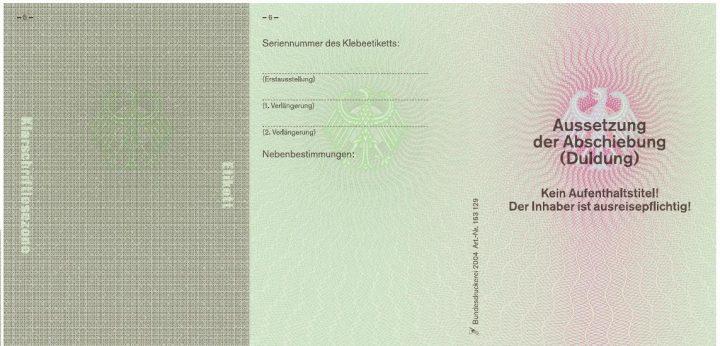 Chancen von Langzeitgeduldeten auf Bleiberecht in Deutschland sind weiterhin sehr gering