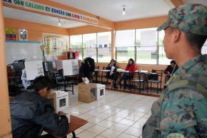 Ecuador: elezioni col filtro