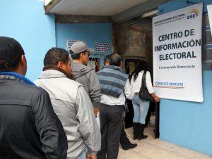 Cronaca dalle strade dell'Ecuador sotto elezioni
