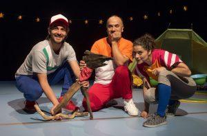 TUM, Compañía de Teatro de Ocasión: Sembrando con la primera infancia alegrías, recuerdos y amor
