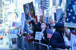 NYC Rally: 'I Am a Muslim Too'