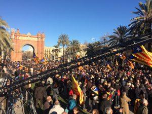 Cataluña: 9N 6F: ¿Sólo debemos juzgar el Derecho a la Democracia?