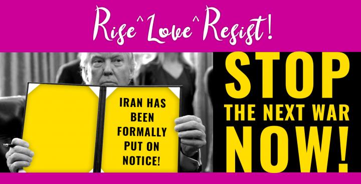 Iran on Notice?