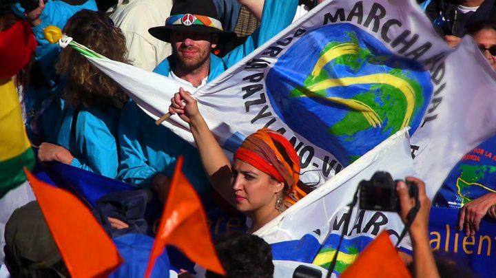 Crece el entusiasmo por la primera Marcha Centroamericana por la Paz