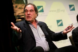 "Oliver Stone: ""It's not just Trump, but a system"""