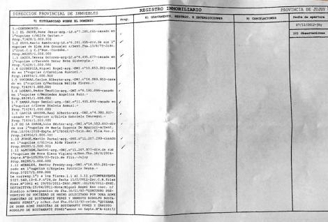 Pressenza aziende di morales dietro l arresto di milagro for Registrazione contratto preliminare