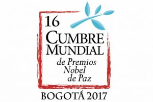 Bogota to Host World Summit of Nobel Peace Prize Laureates; Feb 2-5