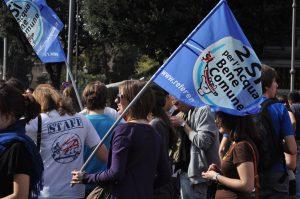 La giunta Raggi sgombera il Forum dell' Acqua