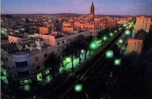 Asmara patrimonio dell'Umanità
