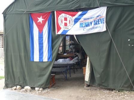 Cuba : L'OMS décerne le prix de la santé publique au contingent médical cubain Henry Reeve