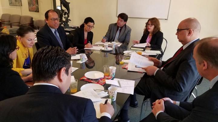 Consulado ecuatoriano en eua acciona en defensa de - Ministerio relaciones exteriores ecuador ...