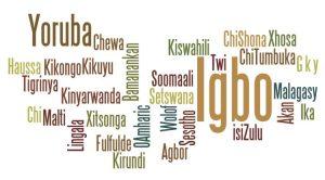 Le lingue africane dovrebbero diventare lingue ufficiali