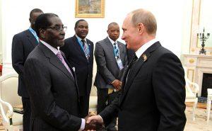 Zimbabwe: Nel compiere 93 anni Mugabe giura di rimanere al potere fino alla morte
