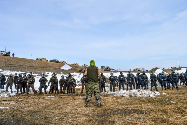 From the Ashes of Standing Rock, a Beautiful Resistance is Born