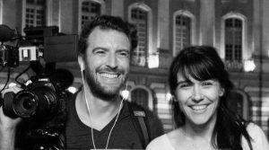 """Ein Interview mit Sylvain Louvet und Aude Favre über ihren Dokumentarfilm """"Le monde en face: Nuit Debout!"""""""