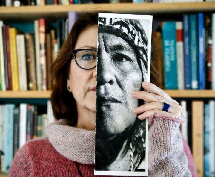 Sandra Russo a Roma per parlare di Milagro Sala