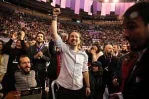 Pablo Iglesias se impone a Íñigo Errejón y logra el 60% de la dirección de Podemos