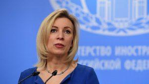 Rusia, sobre el uso de EE.UU. de uranio en Siria: «Con participación directa del Nobel de la Paz»