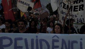 Brasil: actos contra la Reforma Previsional
